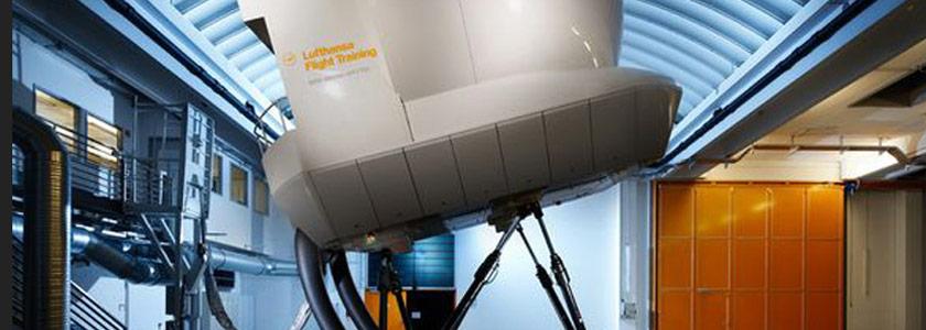 Airbus A 340 - Full Flight (beweglich)