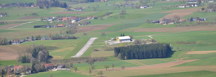 Flugplatz Gmunden