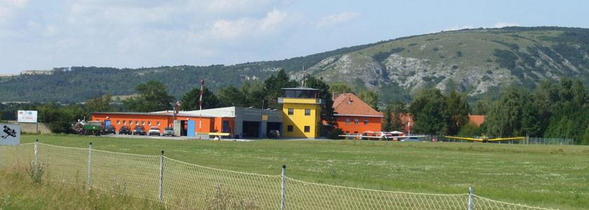 Flugplatz Spitzerberg/Hainburg