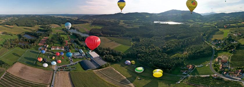 Ballonfahrten
