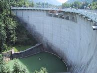 Bungy-Sprung vom Staudamm in Klaus für 1 Person