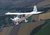 30 Min. Rundflug mit dem Ultraleichtflugzeug für eine Person