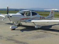 Rundflug mit der DA 40 für 2 Personen 60 Min.