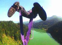 Bungy-Sprung von der Jauntalbrücke in Kärnten für 1 Person