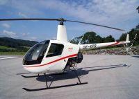 30 Minuten Selbersteuern mit dem Hubschrauber Robinson R22  ab Flughafen Linz