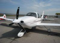 Rundflug mit der Cirrus SR 20 nach Wunsch für 2 Personen 30 Min.