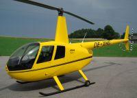 Rundflug mit R44 Schneeberg 40 Min. für 3 Personen