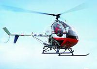 Rundflug mit der Hughes 300 über den Schneeberg für 2 Personen