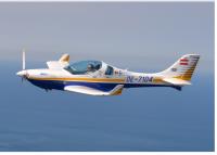 60 Min. Selbersteuern mit dem Ultra-Leichtflugzeug ab Flugplatz Gmunden