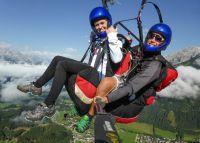 Tandem-Paragleitflug vom Ötscher für 1 Person