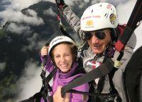 Tandem-Paragleitflug über Mayerhofen/Zillertal für 1 Person
