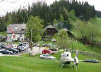 zum Steirereck am Pogusch für 5 Personen ab Flughafen Salzburg
