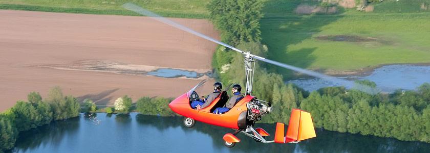 Gyrokopter / Tragschrauber
