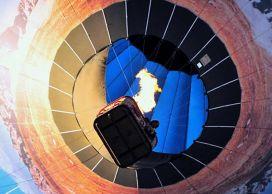 Ballonfahrt exklusiv für 2 Pers. ab Flugplatz Bad Vöslau