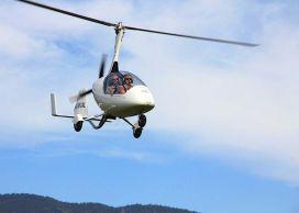 Selbersteuern mit dem Gyrokopter für 1 Person 60 Min.