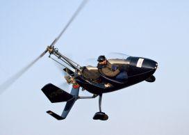 Rundflug mit dem Gyrokopter für 1 Person 40 Min. ab Flugplatz Weiz