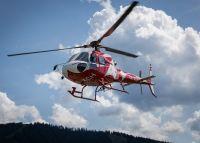 40 Min. Rundflug mit dem Hubschrauber über Wien für 4 Personen ab Flugplatz Bad Vöslau