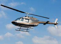 Rundflug mit der Bell 206 Jet Ranger 4 Personen 40 Min.