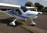 40 Min. Rundflug freie Wahl mit dem Ultraleichtflugzeug für eine Person