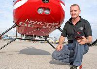 Hubschrauberpilot für einen Tag ab Flughafen Linz