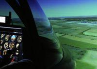 Helicoptersimulator Bell 206 Jet Ranger in Wien - 60 Min. Flug